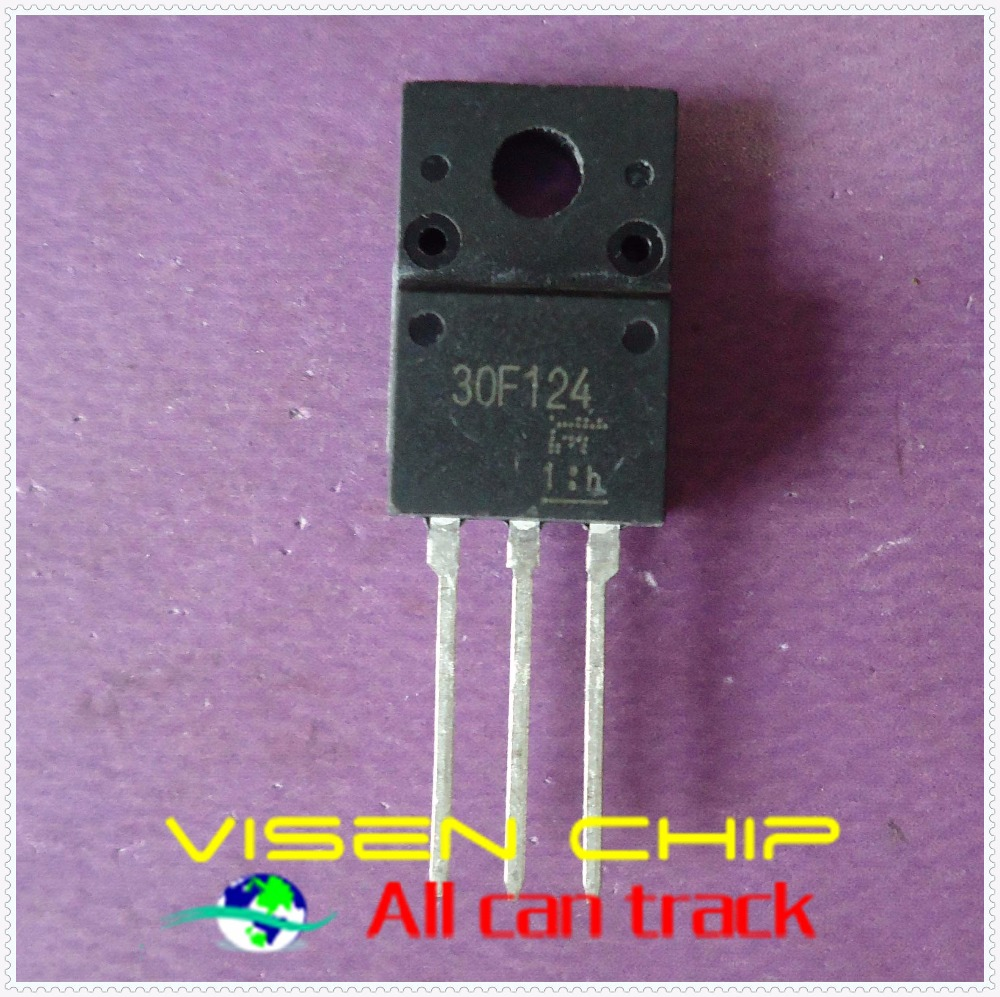10 adet GT30F124 30F124 MOSFET TO-220F